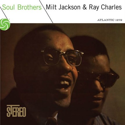 Milt Jackson & Ray Charles Soul Brothers  ORIGINAL RECORDING GROUP 180g LP
