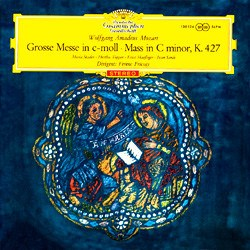 Mozart: Mass in C minor (K. 427) – Maria Stader, Hertha Töpper, Ernst Haefliger, Ivan Sardi, Chorus and the Berlin Radio Symphony Orchestra conducted by Ferenc Fricsay DEUTSCHE GRAMMOPHON SPEAKERS CORNER