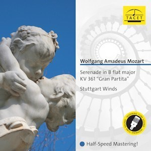 Mozart Serenade in B Flat Major Half-Speed Mastered TACET180g LP