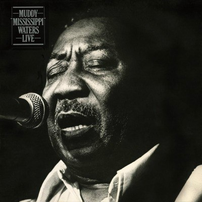 MUDDY WATERS MUDDY 'MISSISSIPPI' WATERS LIVE  MUSIC ON VINYL