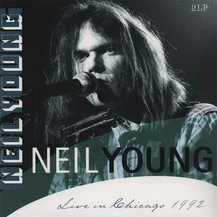 Neil Young Live In Chicago 1992 DMM 180g VINYL PASSION  2LP
