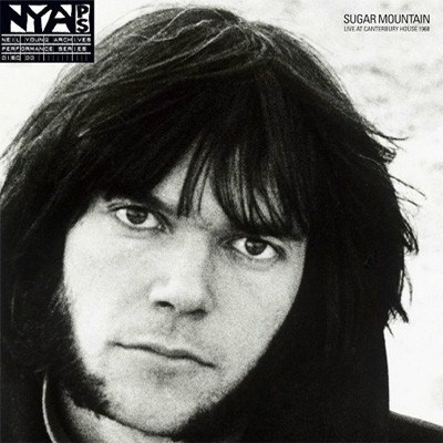 Neil Young Sugar Mountain Live At Canterbury House 180g 2LP WEA