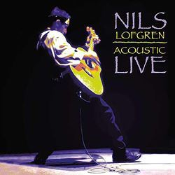 Nils Lofgren Acoustic Live Analogue Productions 200g 45rpm 4LP Box Set