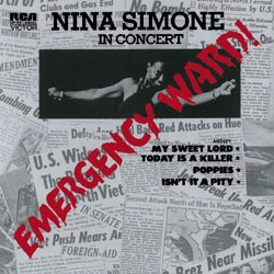 Emergency Ward! - Nina Simone (p, voc), Sam Waymon (voc), and orchestra