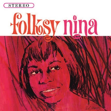 Nina Simone Folksy Nina Pure Pleasure180g LP