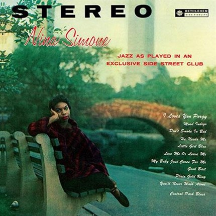 Nina Simone Little Girl Blue Hybrid Stereo SACD ANALOGUE PRODUCTIONS