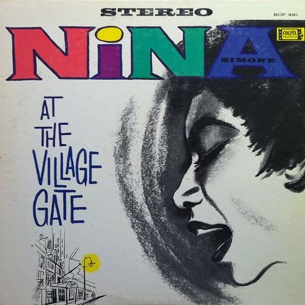 Nina Simone Nina At The Village Gate Pure Pleasure180g LP