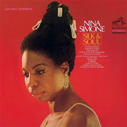 Nina Simone Silk & Soul Numbered Limited Edition 180g 45rpm 2LP ORG
