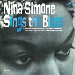 Nina Simone Sings The Blues RCA LSP-3789 Speakers Corner