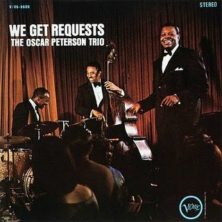 OSCAR PETERSON TRIO WE GET REQUESTS 200g 45rpm 2LP