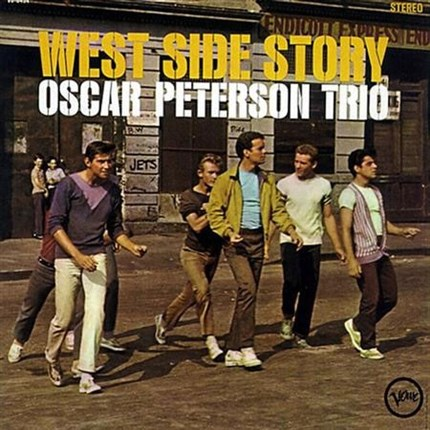 Oscar Peterson Trio West Side Story ANALOGUE PRODUCTIONS Numbered Limited Edition 200g 45rpm LP