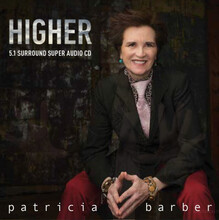 PATRICIA BARBER  HIGHER IMPEX (SACD)