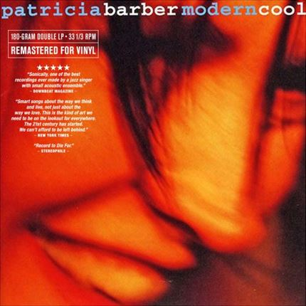 Patricia Barber Modern Cool PREMONITION180g 2LP