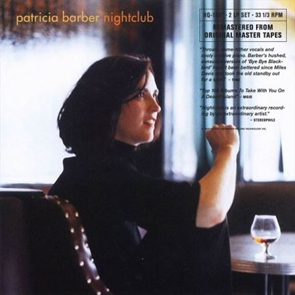 Patricia Barber Nightclub 180g 2LP PREMONITION