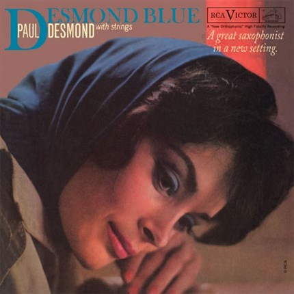 Paul Desmond Desmond Blue Pure Pleasure180g LP
