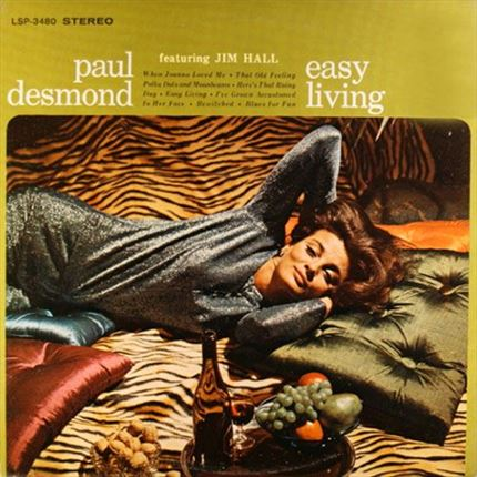 Paul Desmond Easy Living RCA Living Stereo SPEAKERS CORNER