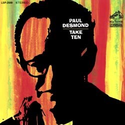 Paul Desmond Take Ten RCA LSP-2569 SPEAKERS CORNER
