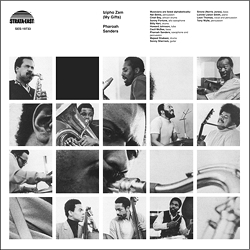 Pharoah Sanders Izipho Zam (My Gifts) Original label: STRATA-EAST Pure Pleasure 180 gr LP