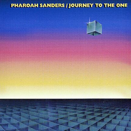 Pharoah Sanders  Journey To The One TR 108.109 Theresa PURE PLEASURE LP