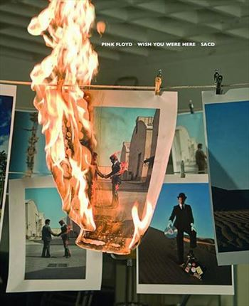 Pink Floyd Wish You Were Here Hybrid Multi-Channel & Stereo SACD