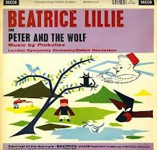 Prokofiev: Peter and Wolf; Saint-Saëns Carnival of the animals Julius Katchen - Skitch Henderson DECCA