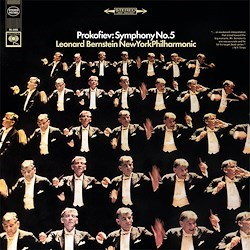 Sergei Prokofiev: Symphony No. 5 - The New York Philharmonic Orchestra conducted by Leonard Bernstein COLUMBIA SPEAKERS CORNER REISSUE