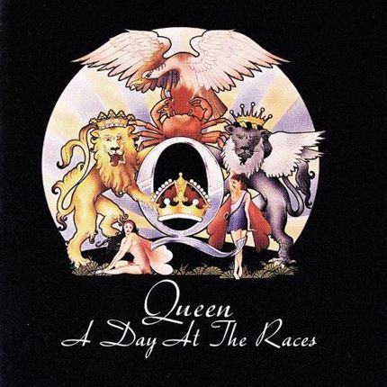 Queen A Day At the Races Half-Speed Mastered 180g LP UNIVERSAL