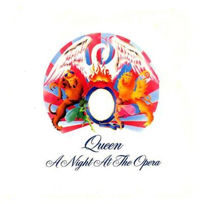 Queen A Night At The Opera 180g LP UNIVERSAL