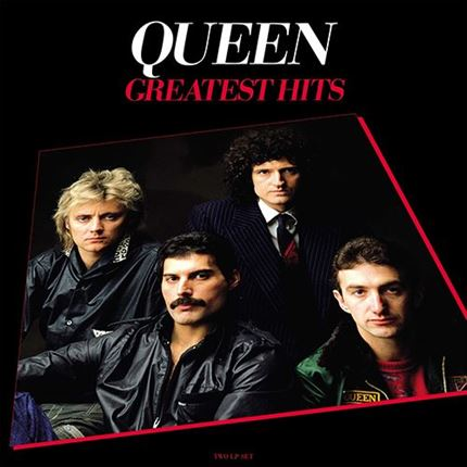 Queen Greatest Hits I Half-Speed Mastered 180g 2LP UNIVERSAL