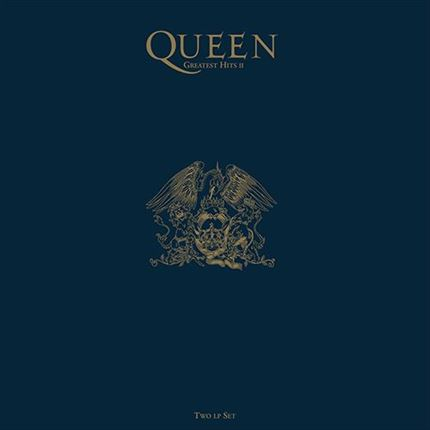 Queen Greatest Hits II Half-Speed Mastered 180g 2LP UNIVERSAL