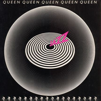 Queen Jazz Half-Speed Mastered 180g LP UNIVERSAL