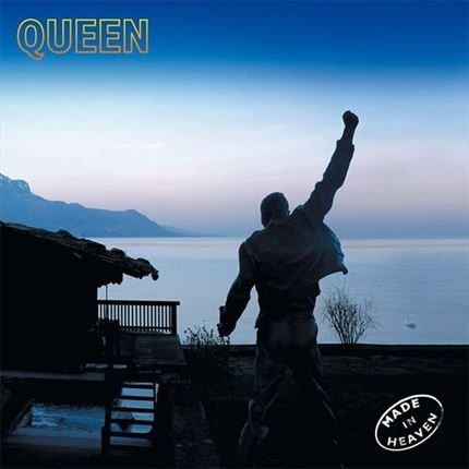 Queen Made In Heaven Half-Speed Mastered 180g 2LP UNIVERSAL