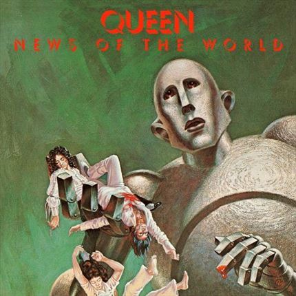 Queen News Of the World Half-Speed Mastered 180g LP UNIVERSAL