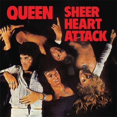 Queen Sheer Heart Attack 180g LP UNIVERSAL