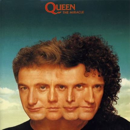 Queen The Miracle Half-Speed Mastered 180g LP UNIVERSAL