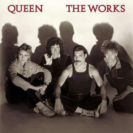 Queen The Works Half-Speed Mastered 180g LP UNIVERSAL