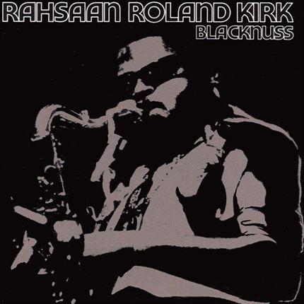 Rahsaan Roland Kirk Blacknuss SD-11601Atlantic PURE PLEASURE LP