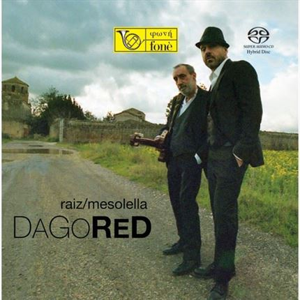 RAIZ & MESOLELLA - DAGORED FONE RECORDS LP