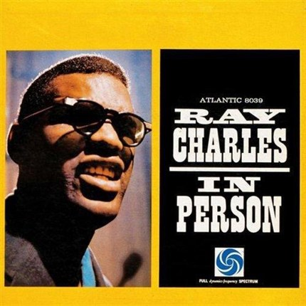 Ray Charles In Person Pure Pleasure180g LP