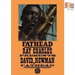 Ray Charles Presents David Newman ATLANTIC LP Speakers Corner