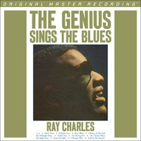 Ray Charles  The Genius Sings The Blues  Numbered Limited Edition  MOBILE FIDELITY 180g LP