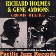 Richard Holmes & Gene Ammons Groovin' With Jug Pure Pleasure180g LP