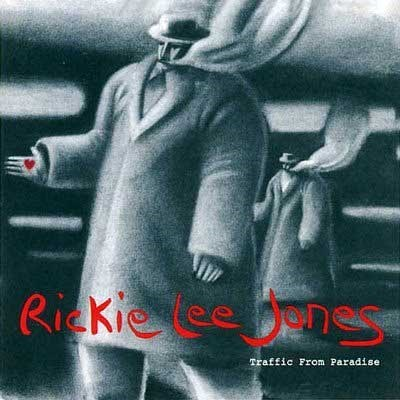 Rickie Lee Jones Traffic From Paradise ANALOGUE PRODUCTIONS 200g LP