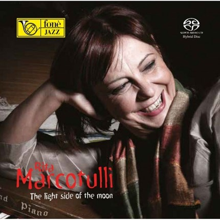 RITA MARCOTULLI  THE LIGHT SIDE OF THE MOON (SACD) FONE RECORDS
