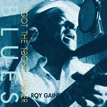 Roy Gaines I Got The T-Bone Walker Blues  GROOVE NOTE 180g 45rpm 2LP