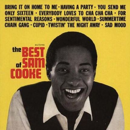 Sam Cooke The Best Of Sam Cooke Analogue Productions 180g 45rpm 2LP