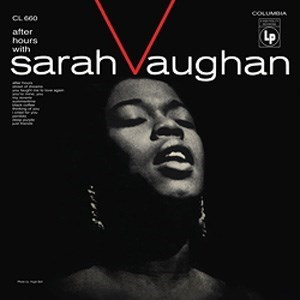 Sarah Vaughan After Hours With Sarah Vaughan Pure Pleasure180g LP
