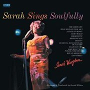 Sarah Vaughan Sarah Sings Soulfully PURE PLEASURE 180g LP