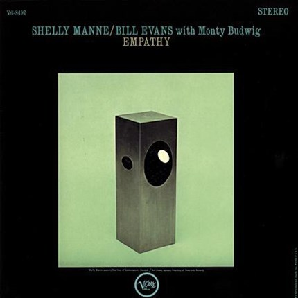 Shelly Manne & Bill Evans With Monty Budwig Empathy ANALOGUE PRODUCTIONS Numbered Limited Edition 200g 45rpm LP