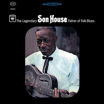 Son House Father of Folk Blues ANALOGUE PRODUCTIONS 200g 45rpm 2LP